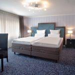 Alle Superior Zimmer bieten neben der Comfort-Ausstattung weitere ansprechende Vorteile, wie übergroße King-Size Boxspringbetten und Badewannen.